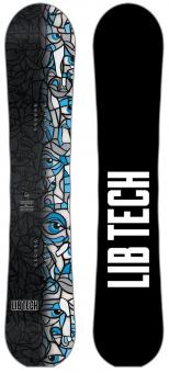 Сноуборд Lib Tech Terrain Wrecker C2X (2018)
