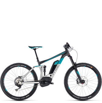 Электровелосипед Cube Stereo Hybrid 160 Race 500 27,5 (2018)