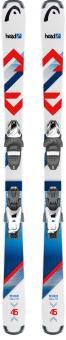 Горные лыжи Head Residue SLR2 + Крепления SLR 7.5 AC (2018)