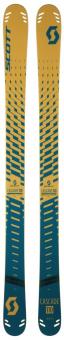 Горные лыжи Scott Cascade 110 (2018)