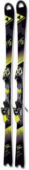 Горные лыжи Fischer RC4 Worldcup SL Men Curv Booster (2018)