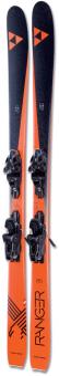 Лыжи Fischer Ranger 85 + MBS 10 Pr br 85 [G] (2018)