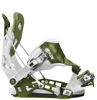 Крепления для сноубордов Flow NX2 Hybrid (2017) white