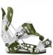 Крепления для сноубордов Flow NX2 Hybrid (2017) white 1