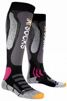 Термоноски X-Socks Ski Touring Silver Lady