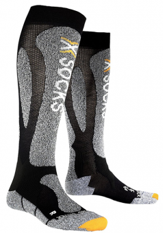 Термоноски X-Socks Ski Carving Silver