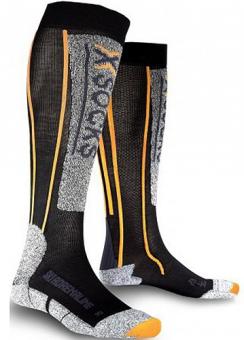 Термоноски X-Socks Ski Silver Adrenaline