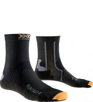 Носки X-Socks Run Fast black (2017)