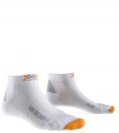 Носки X-Socks Run Discovery white