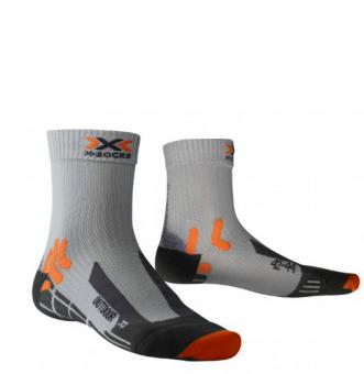 Носки X-Socks Outdoor grey white (2017)