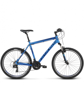 Велосипед Kross Hexagon 1 (2018) blue / black