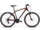 Велосипед Kross Hexagon 2 (2018) black/red/orange matte 1
