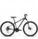 Велосипед Kross Hexagon 5 (2018) black/graphite/white matte 1
