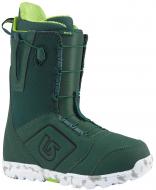 Ботинки для сноуборда Burton Moto green (2018)