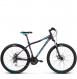 Велосипед Kross Lea 4.0 (2018) violet/blue matte 1