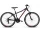 Велосипед Kross Lea 2.0 (2018) black/raspberry/violet matte 1