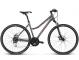 Велосипед Kross Evado 4.0 (2018) graphite/pink matte 1