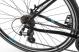 Велосипед Kross Evado 2.0 (2018) black/green matte 2