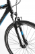Велосипед Kross Evado 2.0 (2018) black/green matte 5