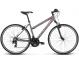 Велосипед Kross Evado 1.0 (2018) graphite/raspberry matte 1