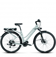 Электровелосипед Kross Trans Hybrid 3.0 (2019) Lady