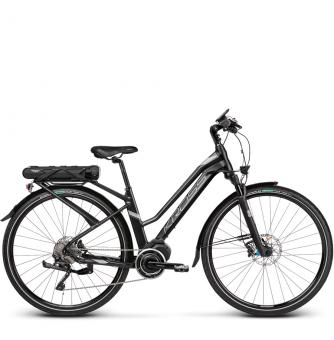Электровелосипед Kross Trans Hybrid 5.0 (2019) Lady