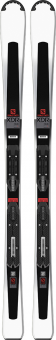 Горные лыжи Salomon E XDR Focus + E Lithium (2018)