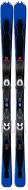 Горные лыжи Salomon E XDR 75 + E Lithium 10 (2018)