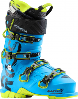 Горнолыжные ботинки Rossignol Alltrack Pro 130 blue (2018)