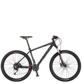 Велосипед Scott Aspect 930 (2017) black/grey/orange