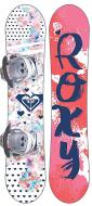 Сноуборд c креплениями Roxy Poppy Package RKR